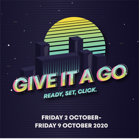 New Group 'Give It A Go'