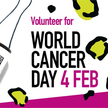 Give It A Go - Fundraising for World Cancer Day