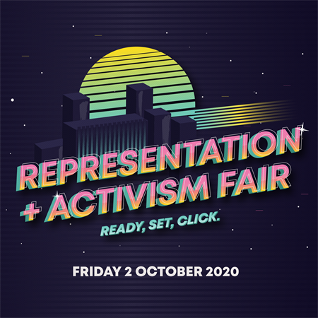 Introduction to Representation and Activism Fair