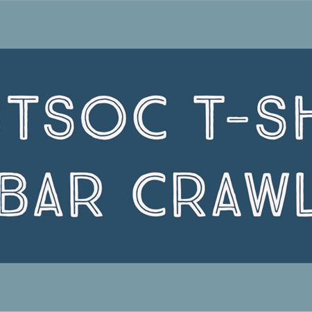 T-Shirt Bar Crawl!