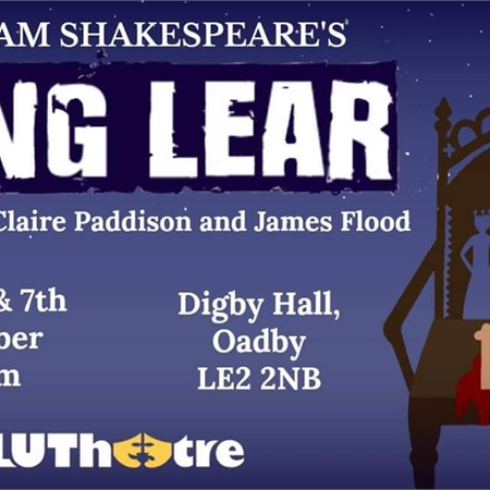 LUTheatre presents King Lear