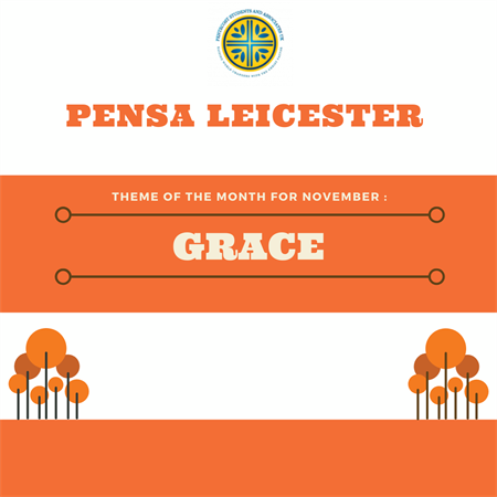 Theme of the month for November- Grace
