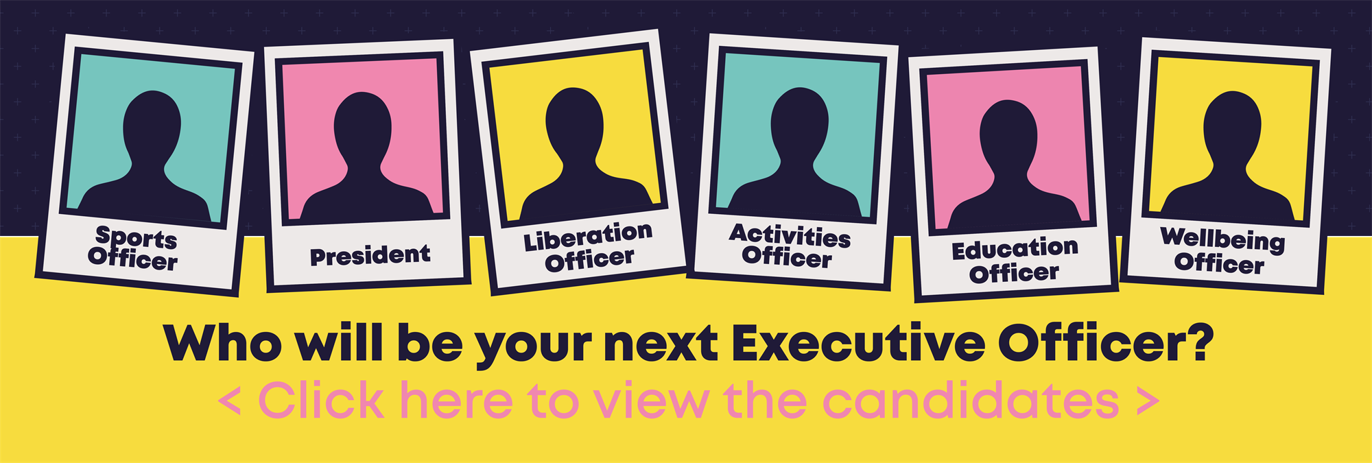 Who will be your next Executive Officer? Click here to view the candidates.